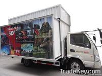 5D cineme in Truck