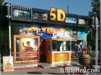 6/8/9/12 seats 5D cinema , 5d theatre Manufacturer