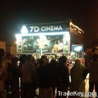 7D cinema , 6/9/12 seats , 7D cinema manufacturer