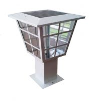 High brightness and long working hours solar lamp