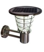 High brightness solar lamp with long working hours