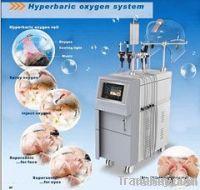 G882A Hyperbaric Oxygen Ultrasonic RF Facial Infusion Equipment