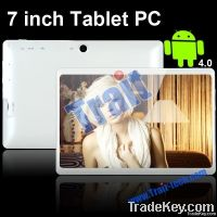 Q88 7.Inch Android 4.0.3 Tablet Support WiFi+HDMI