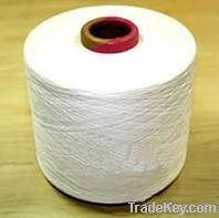 65% Polyester 35% viscose blended yarn