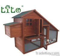 2012 Fashion wooden chicken house