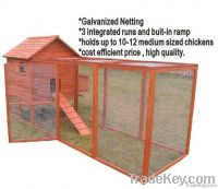 Best selling pet products wooden chicken coop