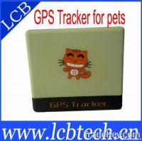 Good quality& low price GPS Tracker for Pets TK105 Made in China