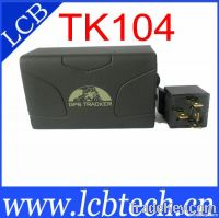 Waterproof Long Standby Time Realtime GSM/GPRS/GPS Vehicle Tracker