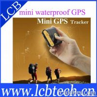 Anywhere Waterproof GPS positioning tracker for persons , cars and pets