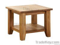 Squared OAK Coffee Table