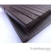 Strand Woven Bamboo Outdoor Flooring