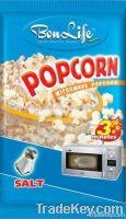 Bonlife microwave popcorn with salt