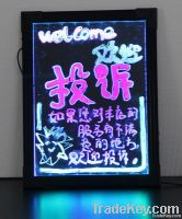 Hot Sparkle Led Writing Board for Advertising