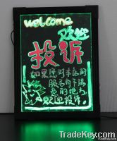 Cheap Erasable Handwriting Led Advertising Board for Shops
