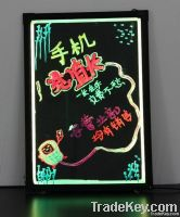Advertising Neon Sign Restaurant Led Menu Board