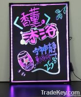 New Style Led Lighted Electronic Advertising Board