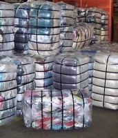 Second Hand Clothing 50-55kg bales, Grade A
