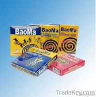baoma micro smoke mosquito spiral