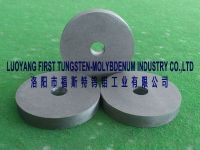 selling tungsten discs with center hole