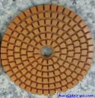 Dianond Polishing Pad for Stone