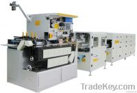 Automatic can body making line