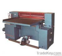 Tin can printing machine