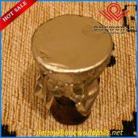 Hot sale ECO-friendly aluminum foil for shisha