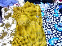 Used Summer Clothes Grade A