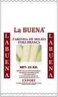 White Corn Flour / FUBA Branca