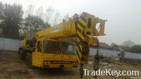 Used mobile/truck crane Tadano 50t