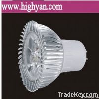 3W GU10 Led Spotlight