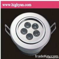 High Power 5W Led Downlight