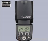 Yongnuo Upgraded Flash Speedlite YN-560II for 1100D 1000D 600D 550D 50