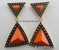 Rhinestone Series Earrings