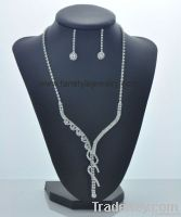 Rhinestone Series Necklace