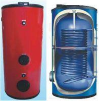 Water accumulator tank