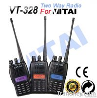 VITAI VT-328 Portable 5w 128 Channels Two Way Radio