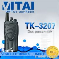 Wholesale Kenvvood TK3207 UHF 4w Two Way Radio