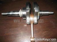 YBR125 Crankshaft