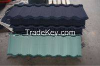 white and black shingle metal roofing tile /metal roofing sheets