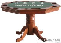 Hung fai GT41 2 in 1 game poker table