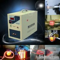High frequency induction brazing equipment for metal tube saw blade