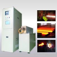 Electrical induction forging power supply