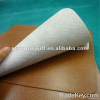 New product Pingpong hot melt sheet toe puff and counter