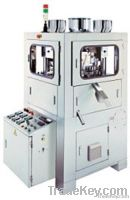 THREE-LAYER TABLETS & THREE-OUTLET HIGH SPEED ROTARY TABLETING MACHINE