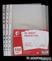 11 Hole Sheet Protectors