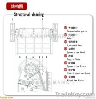 P2EX series double movable jaw crusher