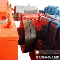 2PGS series Hydraulic Double Roller Crusher