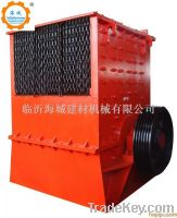 PWC high-efficiency complex hammer crusher