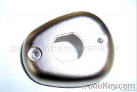 Electroplating plastic parts